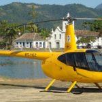 Арендовать Robinson R44