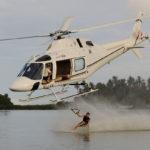 В чем заключается работа дизайнера при создании нового вертолета